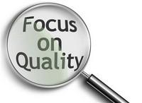 focus op kwaliteit